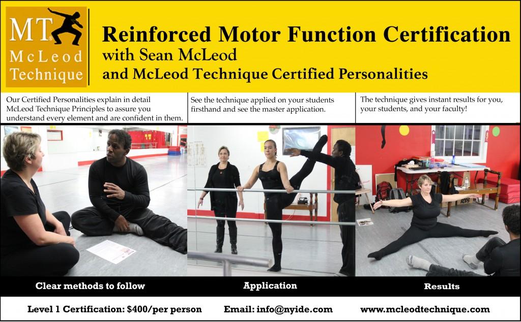 McLeod Technique - Teacher Training - ABC Center for Performing Arts -2