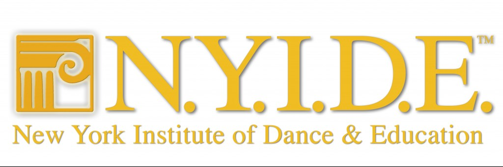 NYIDE - New York Institute of Dance and Education - white (1)(1)